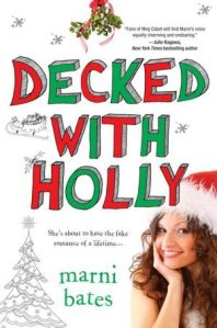 Decked With Holly Cover